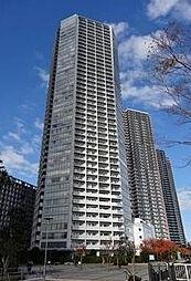 アップルタワー東京キャナルコート[40階]の外観