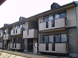 群馬県前橋市小相木町の賃貸アパートの外観
