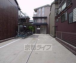 京都府京都市中京区古城町の賃貸マンションの外観