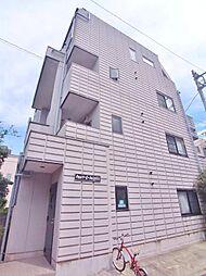 Pearl-G-heights[1階]の外観