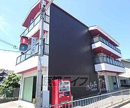 大阪府枚方市尊延寺の賃貸マンションの外観