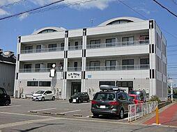 三重県鈴鹿市西条4丁目の賃貸アパートの外観