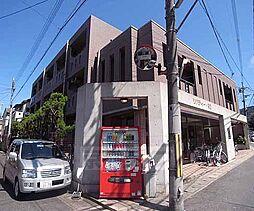 京都府京都市山科区音羽前出町の賃貸マンションの外観