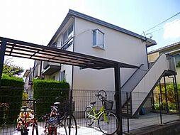 コーポ浦風[2階]の外観