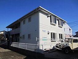 第2パープルハウス[2階]の外観