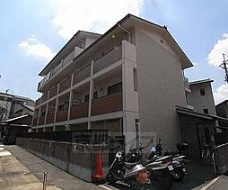 京都府京都市東山区小島町の賃貸マンションの外観