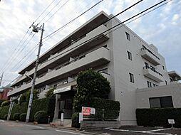 東京都小金井市貫井南町2丁目の賃貸マンションの外観
