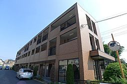 千葉県柏市松ヶ崎の賃貸マンションの外観