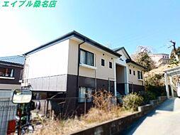 シャトル新田 A棟[2階]の外観