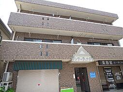 埼玉県蕨市塚越7丁目の賃貸マンションの外観