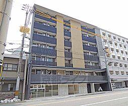 京都府京都市上京区北小路中之町の賃貸マンションの外観