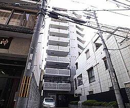 京都府京都市下京区植松町の賃貸マンションの外観