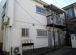 東京都豊島区池袋3丁目の賃貸アパートの外観