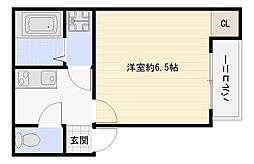 CASA加美正覚寺(カーサカミショウガクジ)[2階]の間取り