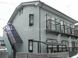 東京都武蔵野市吉祥寺北町1丁目の賃貸アパートの外観
