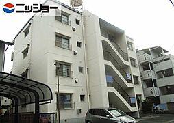 ハイツ稲沢H棟[1階]の外観
