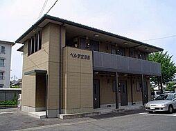 ベルデ北田B棟[105号室]の外観