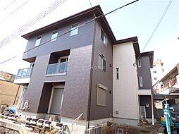 兵庫県神戸市中央区野崎通4丁目の賃貸マンションの外観