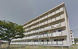 ビレッジハウス船木II1号棟[505号室]の外観