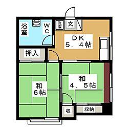 栄町駅 4.9万円
