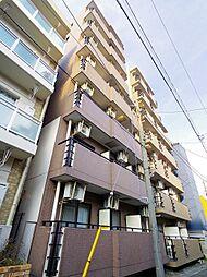 東京都国分寺市西元町2丁目の賃貸マンションの外観
