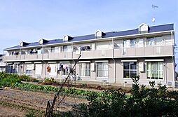 千葉県茂原市東郷の賃貸アパートの外観
