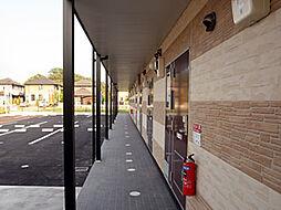 兵庫県加西市北条町古坂5の賃貸アパートの外観