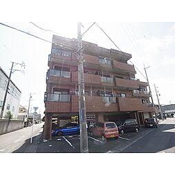 静岡県静岡市清水区渋川の賃貸マンションの外観