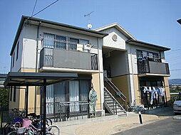 COZY伊賀B[2階]の外観