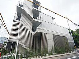 ウェルシー亀島[2階]の外観