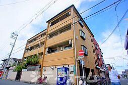 大阪府大阪市平野区流町4の賃貸マンションの外観