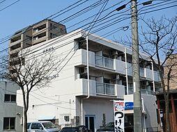 山本学園ビル[303号室]の外観