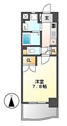 昴名駅南[5階]の間取り