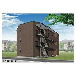東京メトロ千代田線 綾瀬駅 徒歩8分の賃貸アパート