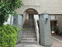 タウンコート人宿町[6階]の外観