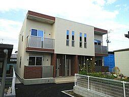 ハイツ須田II[1階]の外観