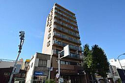 愛知県名古屋市中区上前津1丁目の賃貸マンションの外観