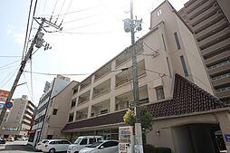 広島県広島市西区横川新町の賃貸マンションの外観