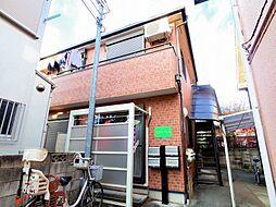 東京都練馬区東大泉7丁目の賃貸アパートの外観