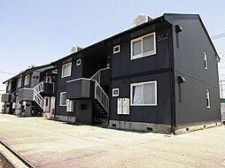 富山県富山市掛尾町の賃貸アパートの外観