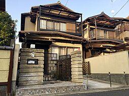 京都市山科区安朱馬場ノ東町