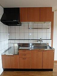 ドルフIIのキッチン