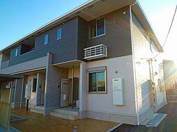 愛知県刈谷市一ツ木町4丁目の賃貸アパートの外観