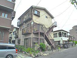 千葉県市川市福栄1の賃貸アパートの外観