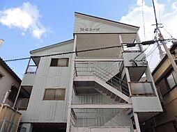 福岡県北九州市小倉北区長浜町の賃貸アパートの外観