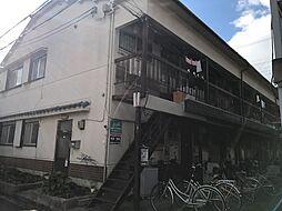 大阪府大阪市住之江区安立1丁目の賃貸アパートの外観