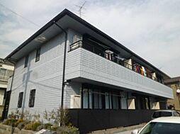 ピュア桜台[2階]の外観