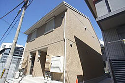 兵庫県神戸市長田区西尻池町2丁目の賃貸アパートの外観