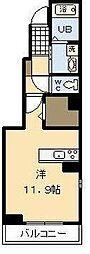 (新築)アルディエンテ[104号室]の間取り