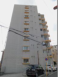 鹿沼台マンション[4階]の外観